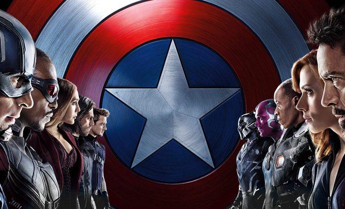 Captain America: Občanská válka: Kolik měl který hrdina času | Fandíme filmu