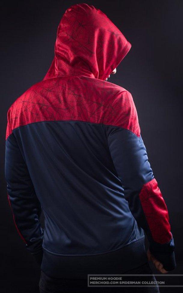 Spider-Man  Fotka z natáčení Civil War b63f4467891