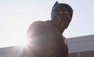 Captain America 3: Black Panther předvádí svou sílu | Fandíme filmu