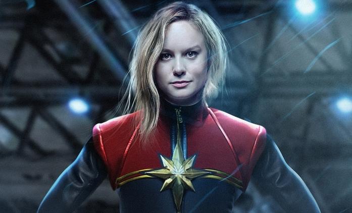 Captain Marvel: Superhrdinka má svou představitelku   Fandíme filmu