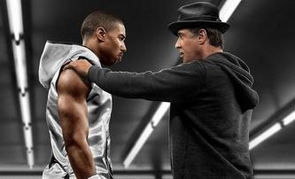 Creed: Nejvíce sexy muž letošního roku dostal během natáčení pořádně naloženo | Fandíme filmu