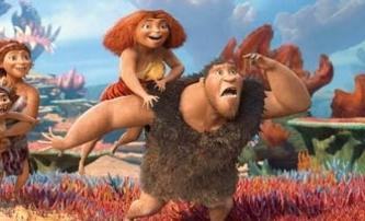 Croodsovi: Pravěký animák bez mluvících zvířat | Fandíme filmu