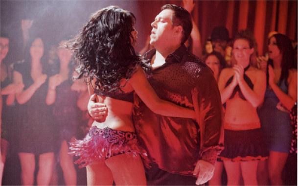 Cuban Fury: Nick Frost svůdně tančí | Fandíme filmu
