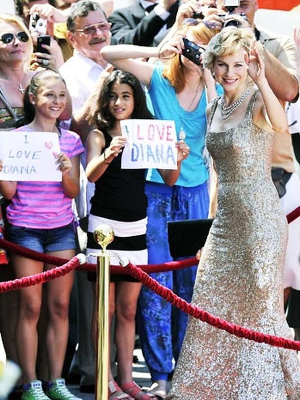 Diana: Naomi Watts v životopisném dramatu | Fandíme filmu