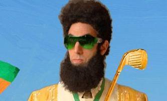 Diktátor Sacha Baron Cohen vysypal na Oscarech Kim Čong-Ilův popel | Fandíme filmu