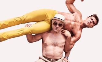 Dirty Grandpa: Robert De Niro jako nehorázný nestyda | Fandíme filmu