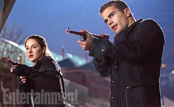 Divergence: Trojka půjde do kin ve dvou půlkách | Fandíme filmu