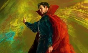 Doctor Strange: První featurette s oficiálním artworkem | Fandíme filmu