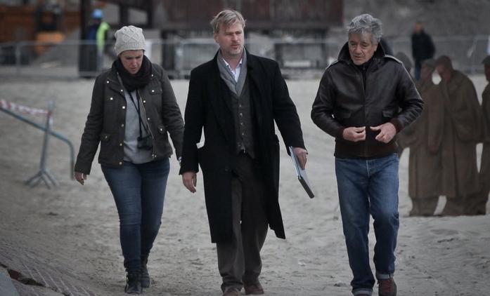 Dunkirk: První fotky z natáčení Nolanova válečného thrilleru   Fandíme filmu