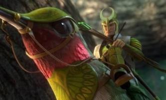 Epic: Království lesních strážců | Fandíme filmu