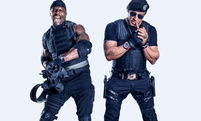 Terry Crews: Stallone by mohl skončit s Expendables   Fandíme filmu