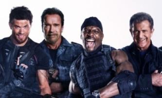 Expendables 3: Velký banner s celou bandou | Fandíme filmu