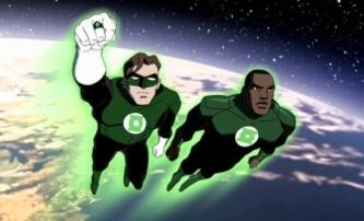 Green Lantern: Hal Jordan vs. John Stewart | Fandíme filmu