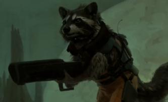 Guardians of the Galaxy na Comic-Conu | Fandíme filmu