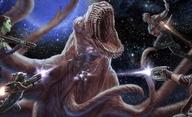 Strážci Galaxie 2: Strážci vs. monstrum na artworku | Fandíme filmu