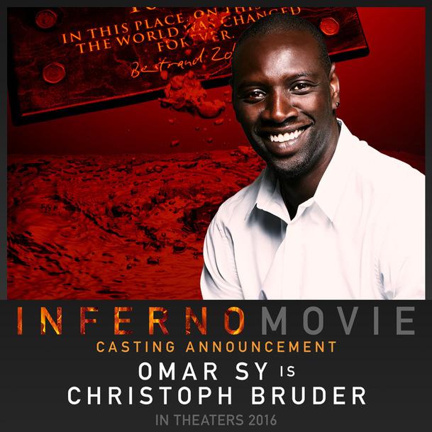 Inferno: Známe kompletní obsazení   Fandíme filmu