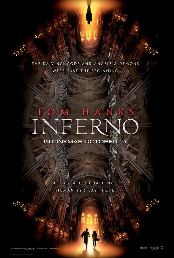 Inferno: První plakáty mysteriózního thrilleru | Fandíme filmu