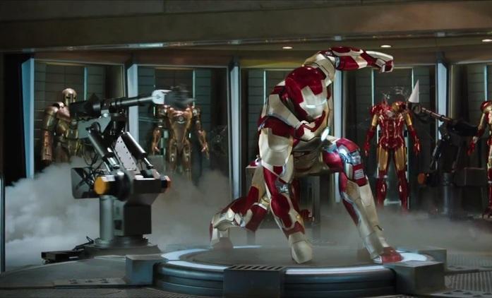 Avengers: Infinity War: Iron Man připravuje novou zbroj | Fandíme filmu