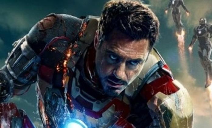 Iron Man 3 bude atakovat miliardu   Fandíme filmu