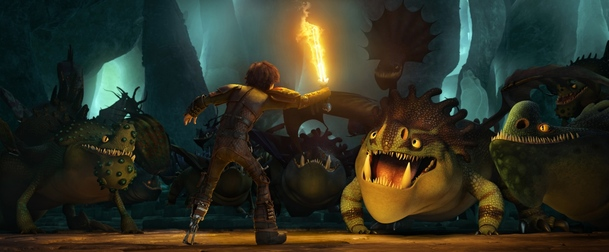 Jak vycvičit draka 3 zakončí sérii. Známe název | Fandíme filmu