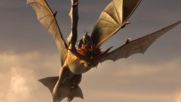 Jak vycvičit draka 3 zakončí sérii. Známe název   Fandíme filmu