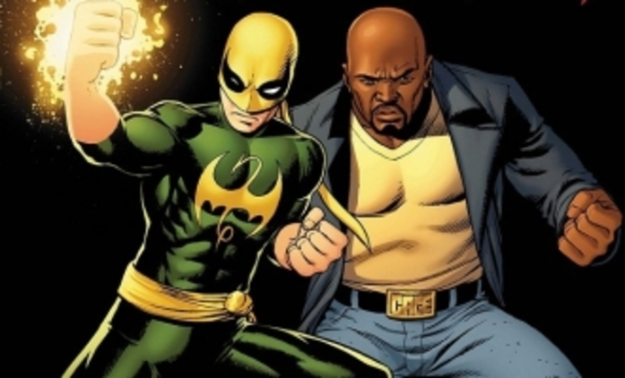Luke Cage, Iron Fist a The Defenders | Fandíme filmu