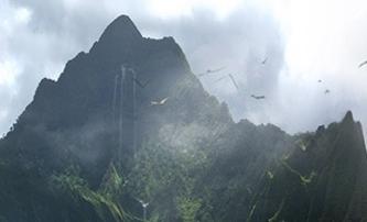Jurassic World: Futuristické návrhy parku | Fandíme filmu