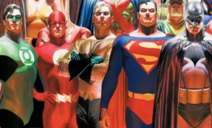 Justice League 1 a 2: Kdo proti komu | Fandíme filmu