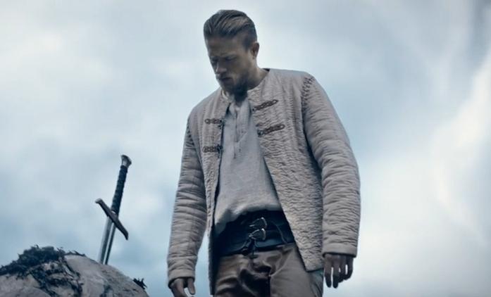Král Artuš: Legenda o meči: První trailer ala Guy Ritchie | Fandíme filmu