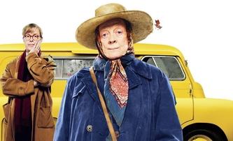 The Lady in the Van: McGonagallová pošilhává po Oscarovi | Fandíme filmu
