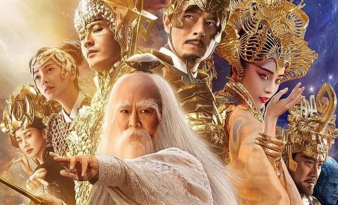 League of Gods: Superhrdinové po čínsku   Fandíme filmu