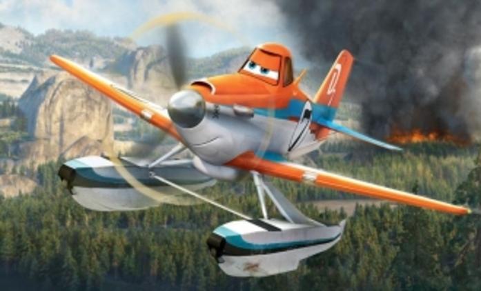 Letadla 2: Hasiči a záchranáři jsou v našich kinech   Fandíme filmu