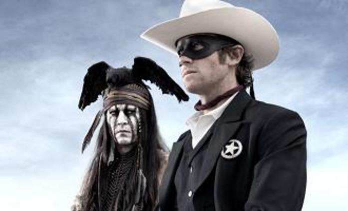 Lone Ranger: Další fotka Johnnyho Deppa | Fandíme filmu