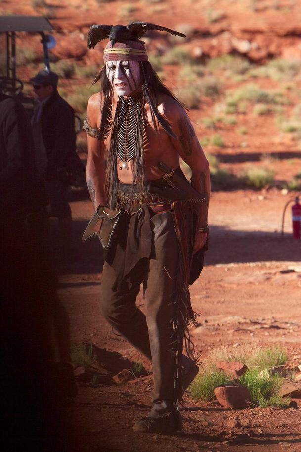 Lone Ranger: Soundtrack natočí fenomenální Jack White   Fandíme filmu