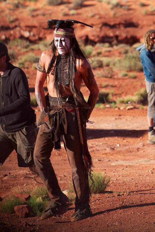 Lone Ranger: Soundtrack natočí fenomenální Jack White | Fandíme filmu