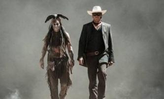 The Lone Ranger: Záplava fotek a video z natáčení   Fandíme filmu