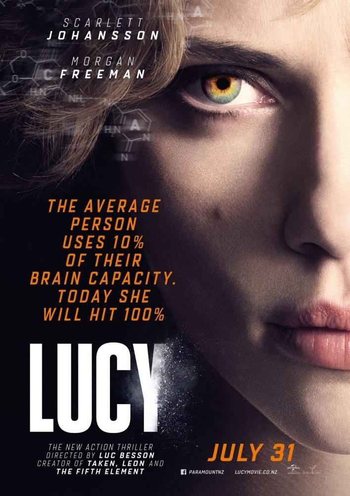 Lucy | Fandíme filmu