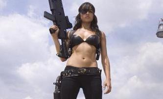 Michelle Rodriguez se vrátí v Machetovi i v Rychle a zběsile | Fandíme filmu