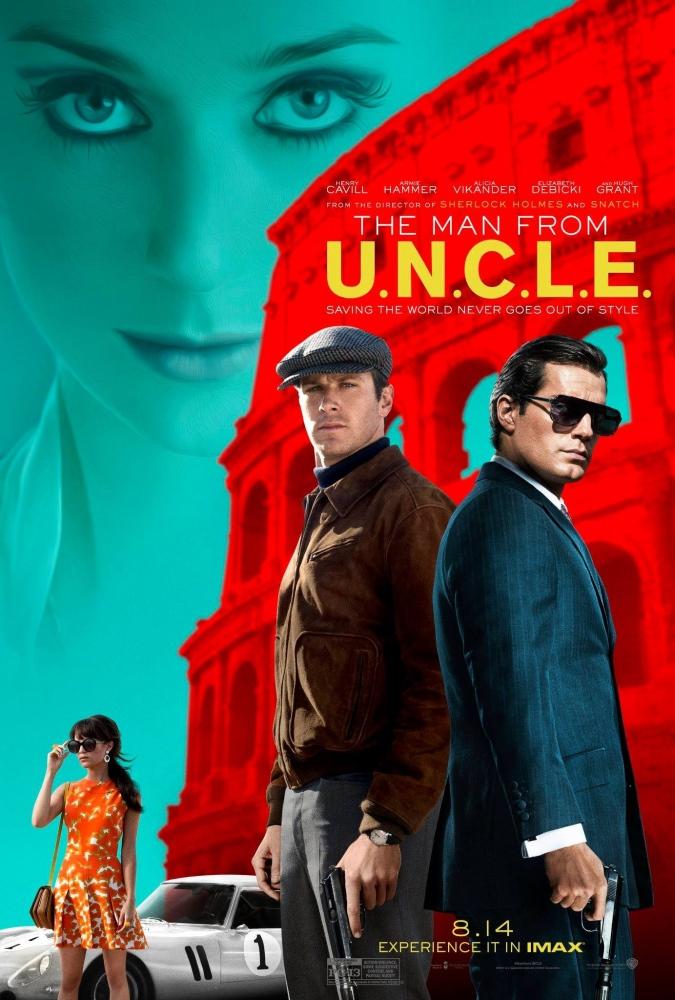 Výsledek obrázku pro krycí jméno uncle plakát