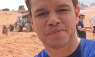 Marťan: Robinson na Marsu na první fotce z natáčení | Fandíme filmu