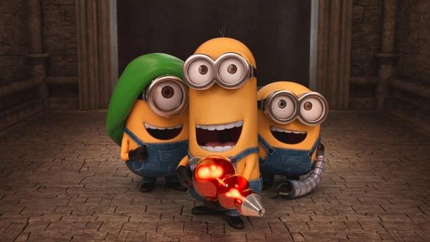 Mimoni 2 a další animáky dostaly datum premiéry | Fandíme filmu