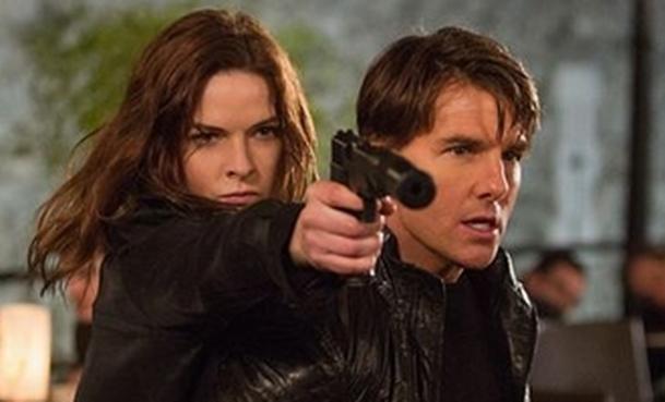 Tom Cruise | Fandíme filmu