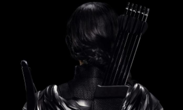 Hunger Games 3: Katniss na novém plakátu   Fandíme filmu