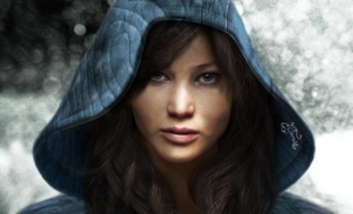 Hunger Games: Mockingjay I. - První oficiální fotky   Fandíme filmu