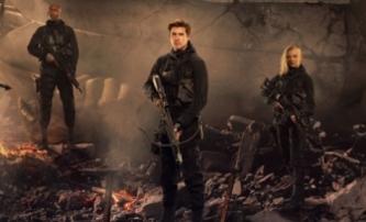 Hunger Games: Síla vzdoru II.: Obří banner | Fandíme filmu