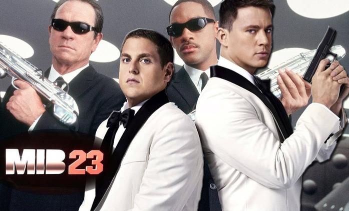 MiB 23: Jak zkombinovat dvě populární série? | Fandíme filmu