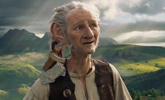 Obr Dobr: Druhý trailer na Spielbergovu adaptaci Dahla | Fandíme filmu