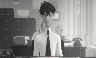 Paperman: Výtečný kraťas od Disneyho | Fandíme filmu