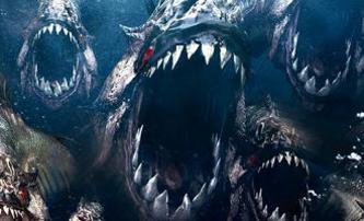 Piranha 3DD: První plakáty jsou tady   Fandíme filmu