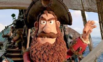 Piráti! - Bez Johnnyho Deppa, od tvůrců Wallace a Gromita   Fandíme filmu
